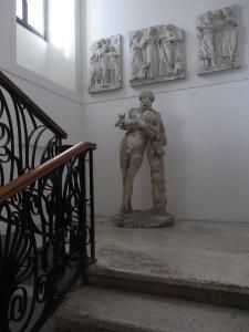 Escaleras de la Accademia. Foto R.Puig.