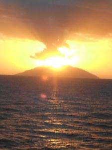 La isla de Montecristo.Foto R.Puig