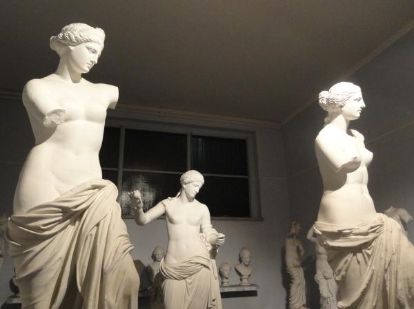 Afroditas. Gipsoteca de Roma. Foto R.Puig.