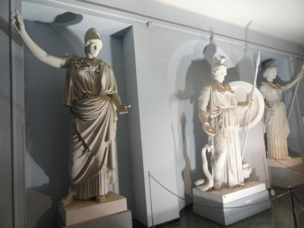 Gipsoteca de Roma. Ateneas. Foto R.Puig.