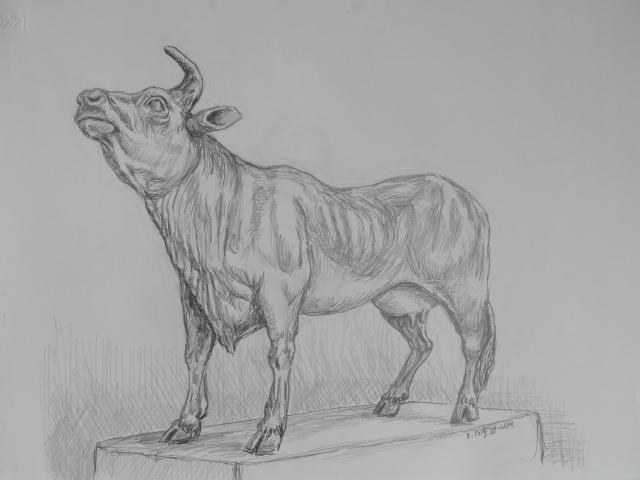 Anatomía artística: últimos ejercicios académicos en Roma (I) | en ...