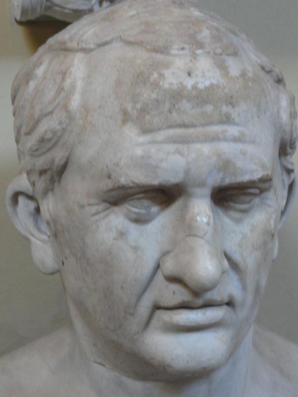 Ciceron. Museo Chiaramonti. Vaticano, Foto R.Puig