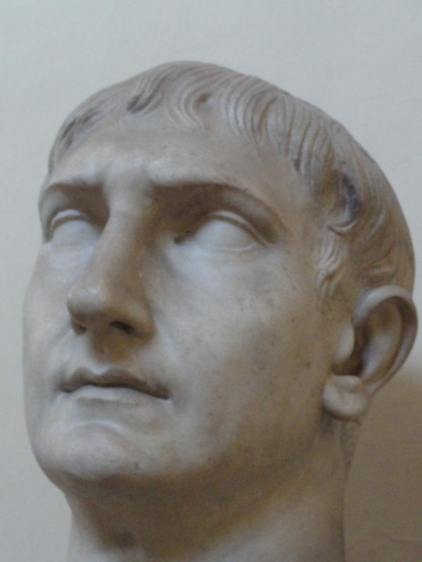 Trajano. Museo Chiaramonti. Vaticano, Foto R.Puig