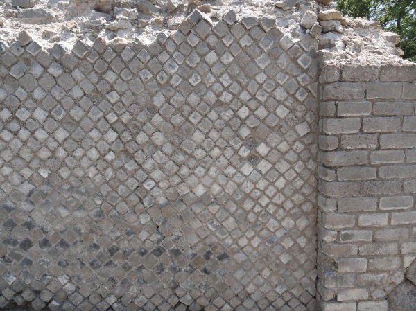 Muro romano Tusculum Foto R.Puig