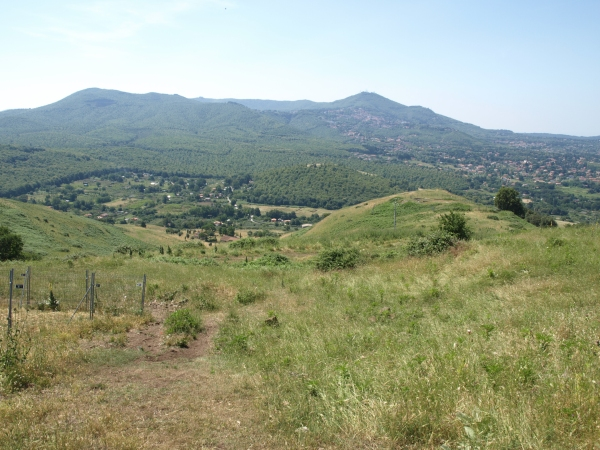 Panoramica desde Tusculum Foto R.Puig