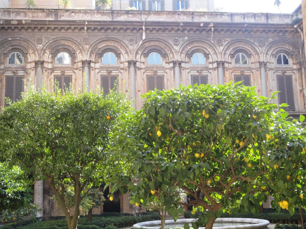 Galería Doria Pamphili. La irreverencia de Caravaggio [Archivos romanos V] (2/6)