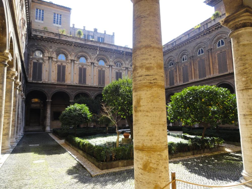Galería Doria Pamphili. La irreverencia de Caravaggio [Archivos romanos V] (1/6)