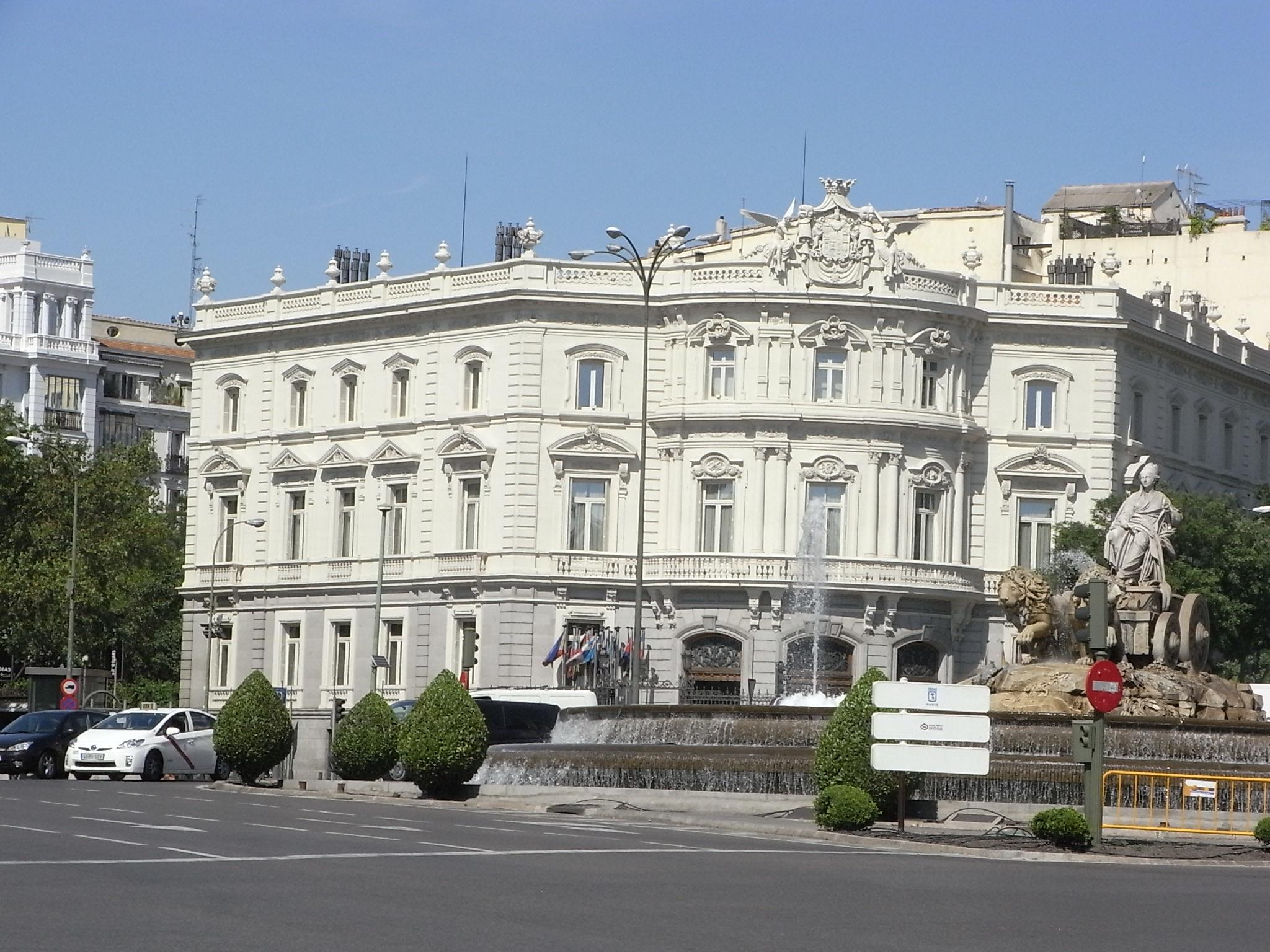 La rutilante casa de am rica de madrid en la que fue triste mansi n de los marqueses de linares - Casa de madrid ...