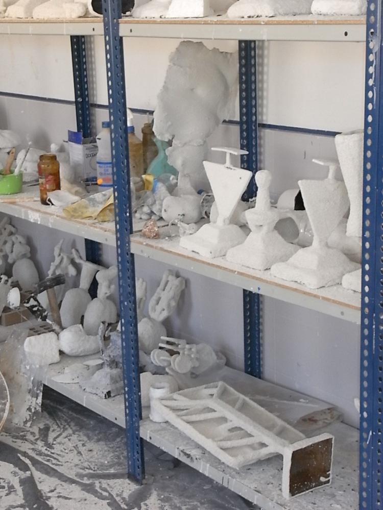 Fundido al rojo: la escultura en bronce en el taller de fundición de la Facultad de Bellas Artes de Altea (6/6)