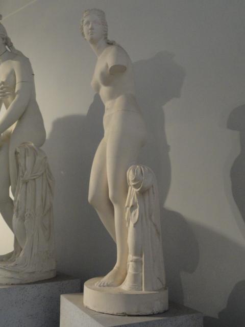 Venus Capitolina. Vaciado en escayola. Gipsoteca de Roma. Foto R.Puig