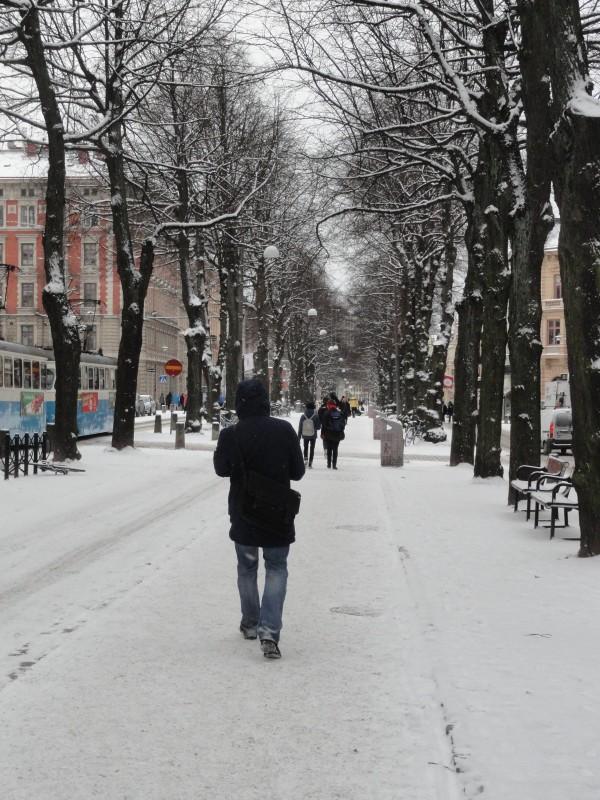 Gotemburgo. Vasagatan Foto R.Puig