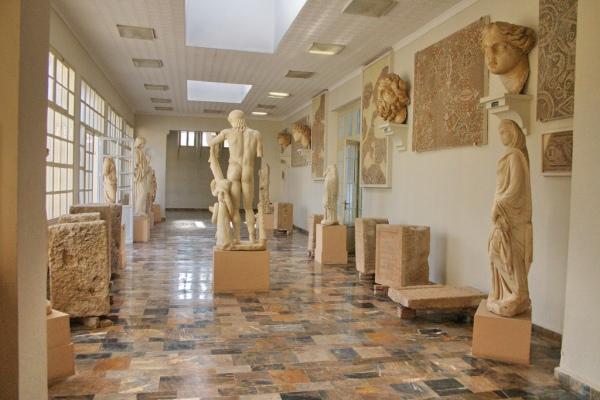 Museo de Cherchell.Argelia