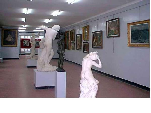 Sala de Bellas Artes.Museo de Argel.Foto Skyscrapercity