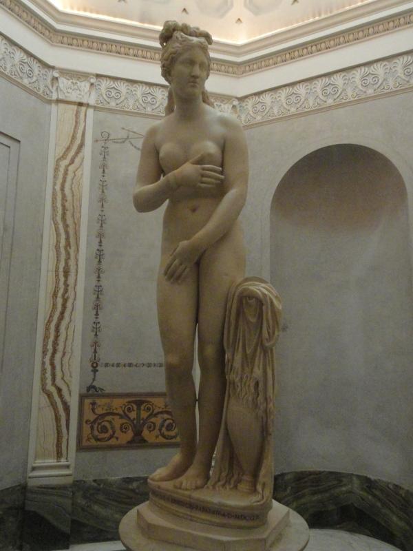 Venus Capitolina. Roma. Foto R.Puig