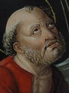 Escenas de la vida de Jesús. Francisco de Osona, ss.XV y XVI. Museo Bellas Artes Valencia. Detalle. Foto R.Puig
