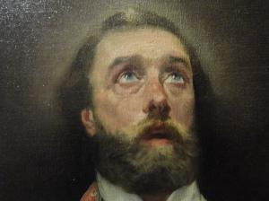 Joaquin Sorolla. San Francisco Javier. Museo Bellas Artes Valencia. Detalle. Foto R.Puig.