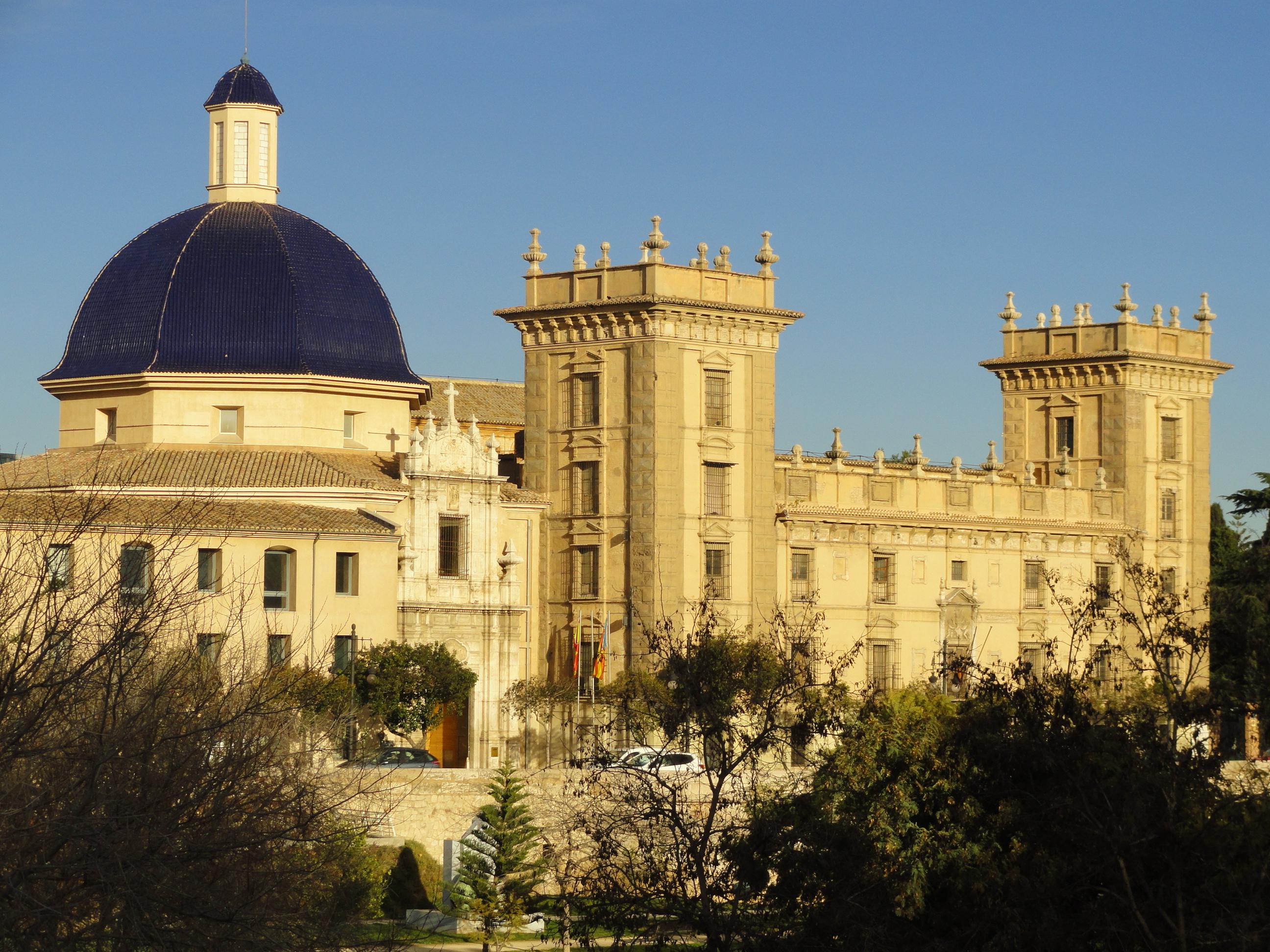 Resultado de imagen de EL PAISAJE EN EL MUSEO DE BELLAS ARTES DE VALENCIA