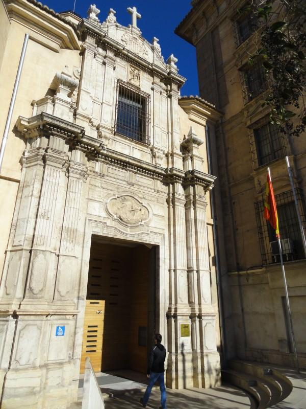 Museo de Bellas Artes San Pío V de Valencia. Foto R.Puig