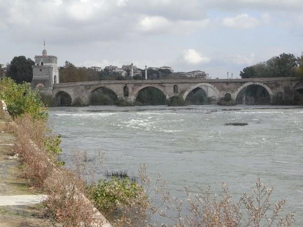 Ponte Milvio. Foto R.Puig