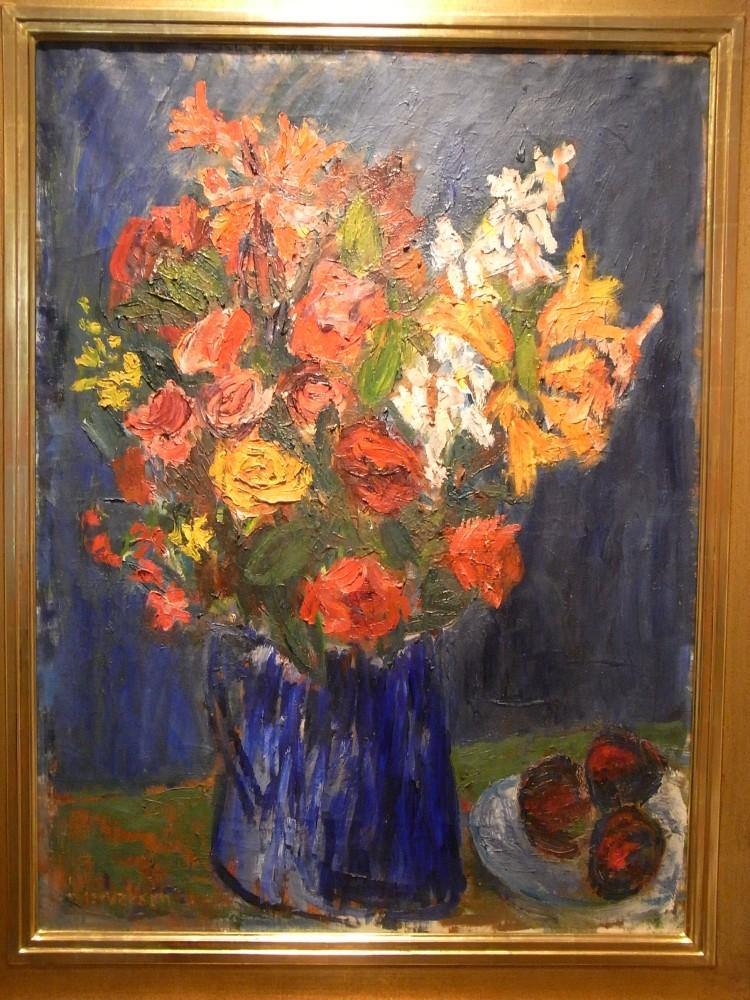 El color en la pintura sueca de la primera mitad del siglo XX (I): Los coloristas de Gotemburgo (5/6)