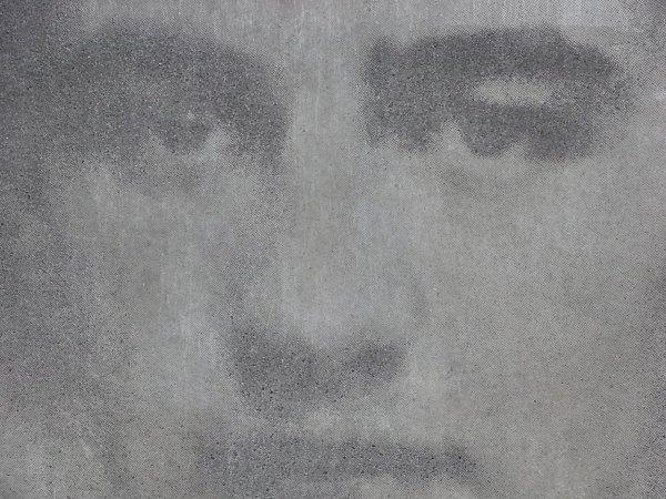 Estela de Raoul Wallenberg en Gotemburgo.Detalle. Foto R.Puig
