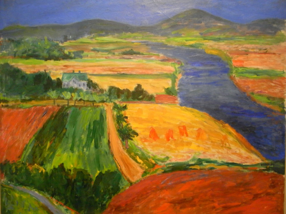 El color en la pintura sueca de la primera mitad del siglo XX (I): Los coloristas de Gotemburgo (1/6)