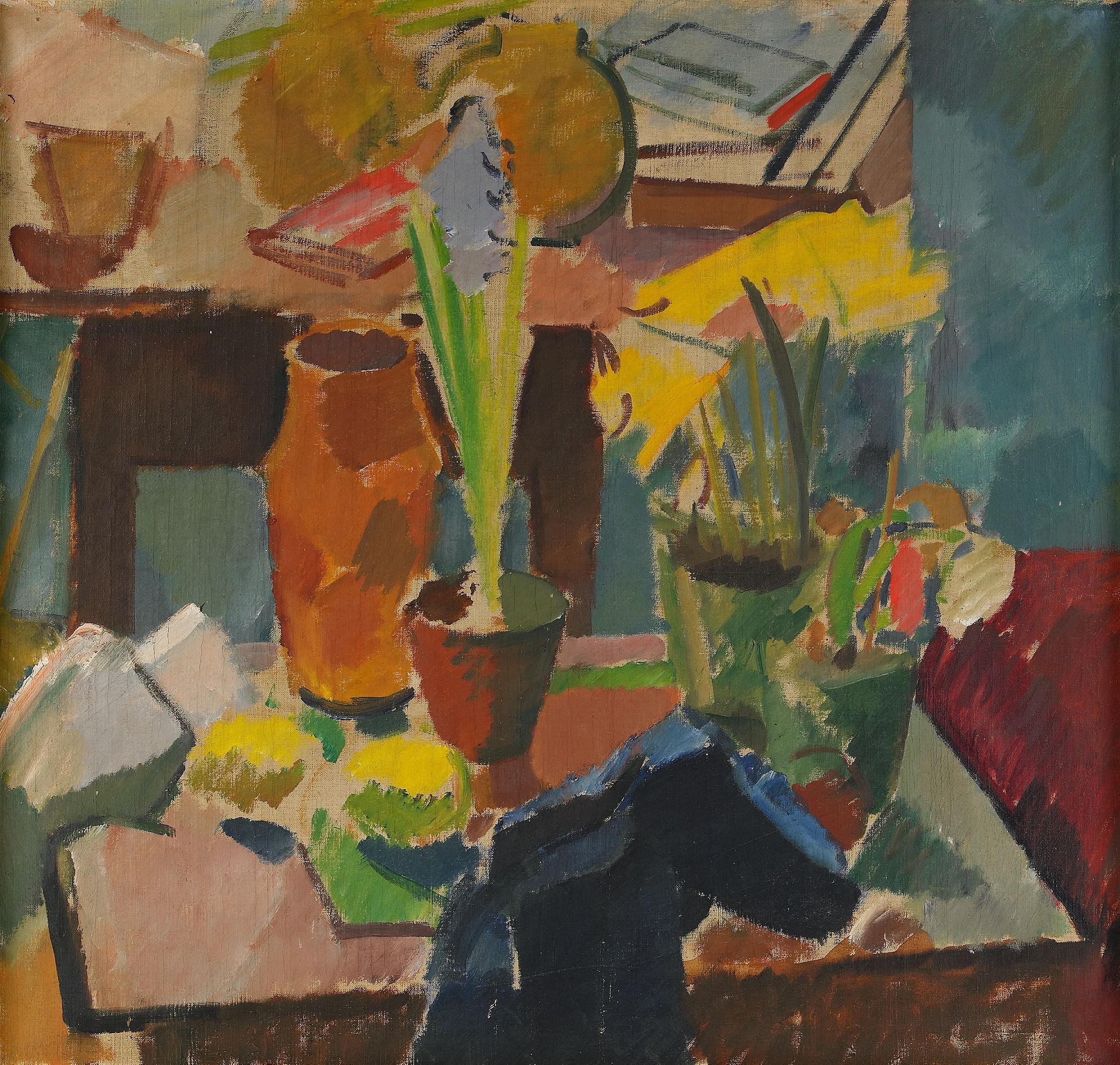El color en la pintura sueca de la primera mitad del siglo XX (y II ...