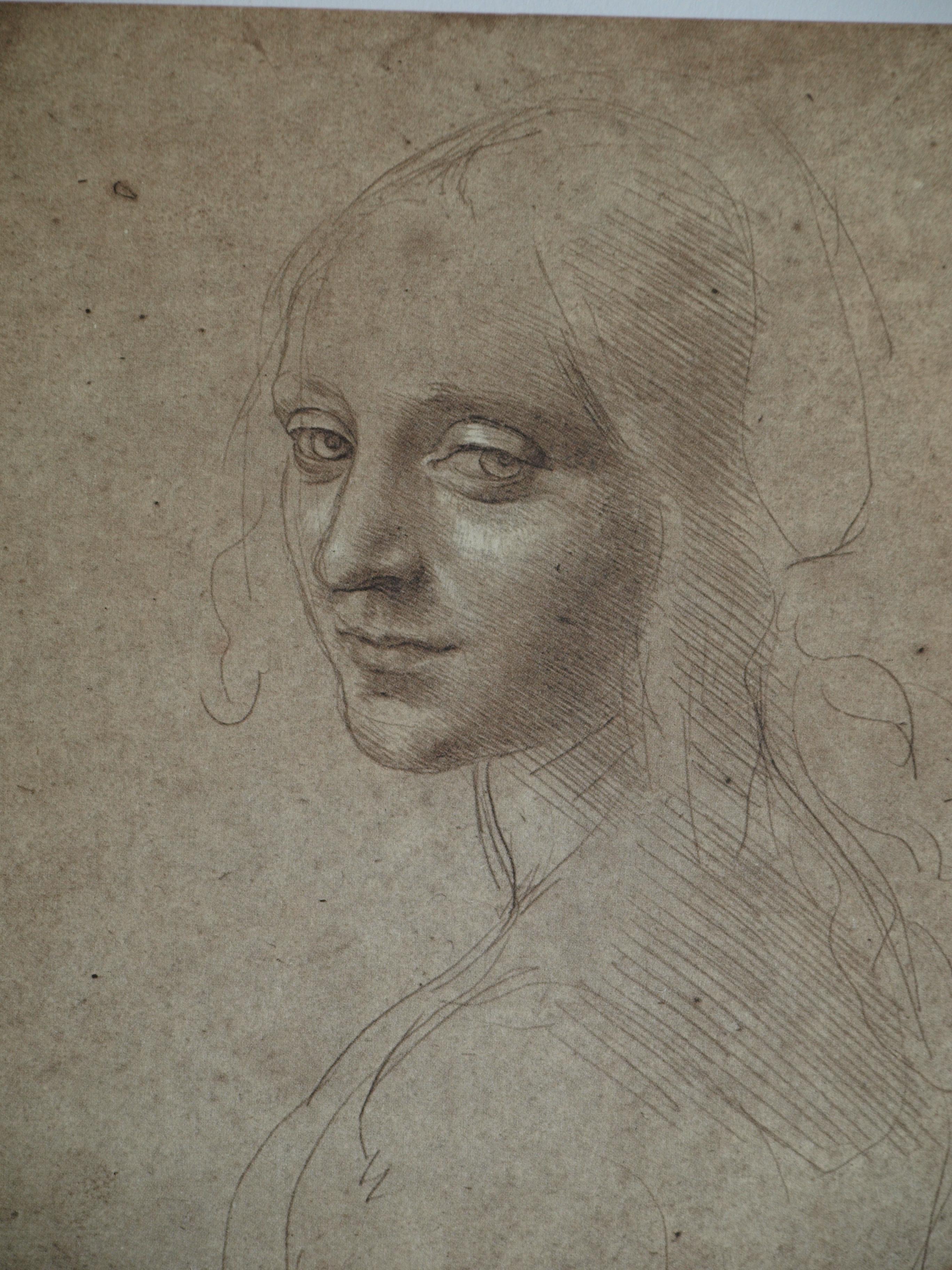 Dibujos reunidos (I): el acabado en blanco en Leonardo da Vinci ...