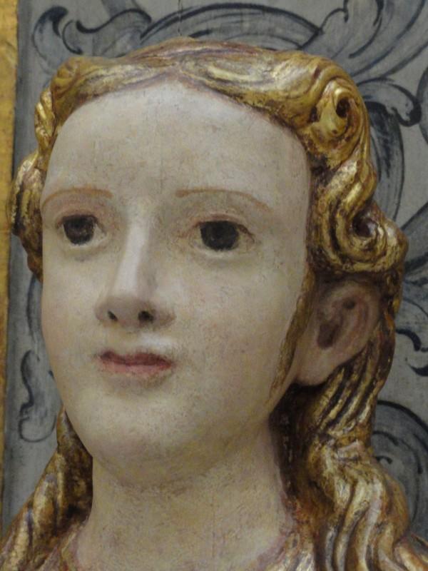 Pablo  Damian y Onofre  Forment. Retablo eucaristico s.XV i. Museo de Bellas Artes de Valencia. Deralle. Foto R.Puig.