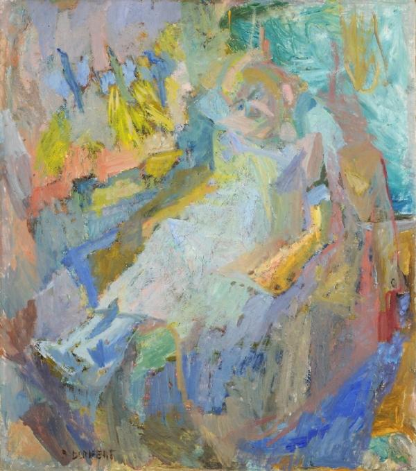 Siri Derkert. Flicka. Museo de Bellas Artes de Gotemburgo
