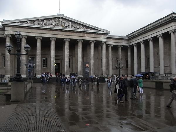 British Museum.Londres.Foto R.Puig