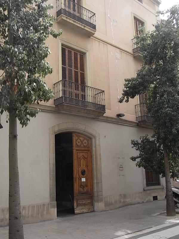 Casa Turull. Museo de Arte. Foto R.Puig