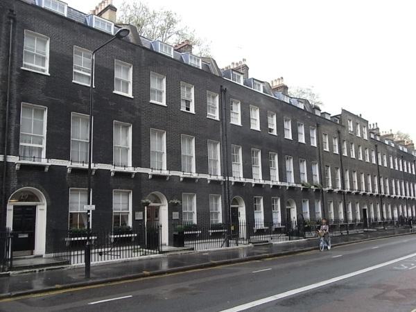 Gower Street.Londres. Foto R.Puig