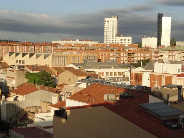 Tejados de Sabadell. Foto R.Puig