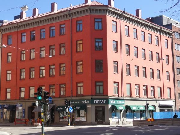Calle de Södermalm.Estocolmo. Foto R.Puig