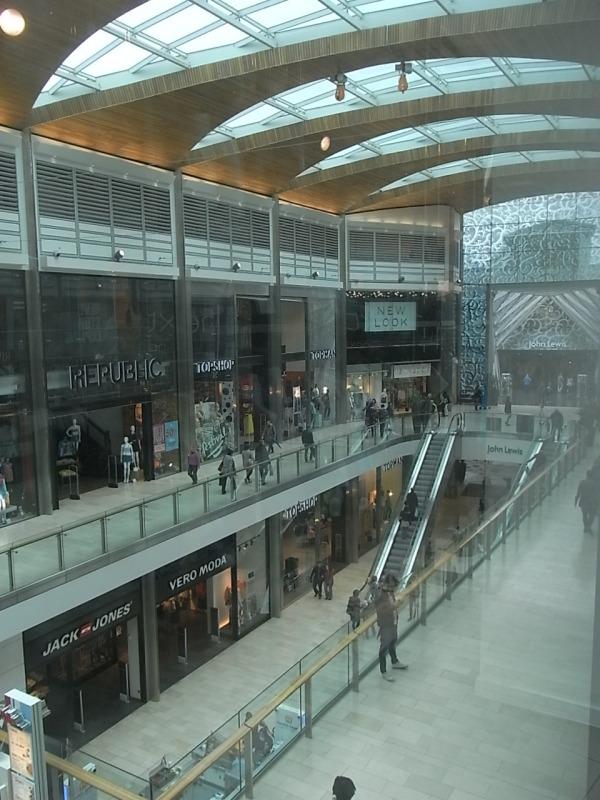 El Mall.Leicester. Foto R.Puig