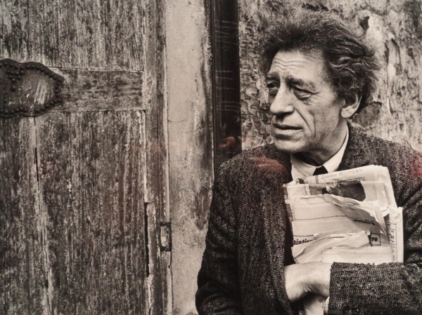 Fotografiska Museet. Estocolmo.Giacometti por Henri Cartier-Bresson