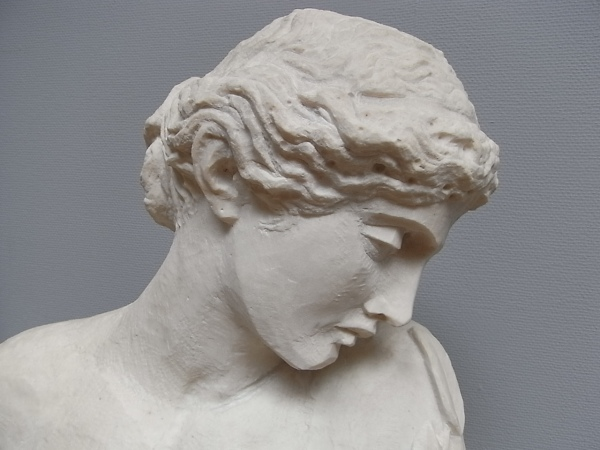 George Frederic Watts. Daphne.Tate Britain.Foto R.Puig.