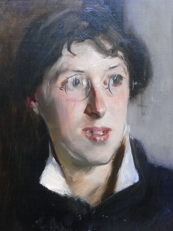 John Singer Sargent. Vernon Lee.Tate Britain.Foto R.Puig