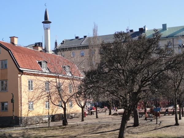 Mezquita de Södermalm.Estocolmo. Foto R.Puig