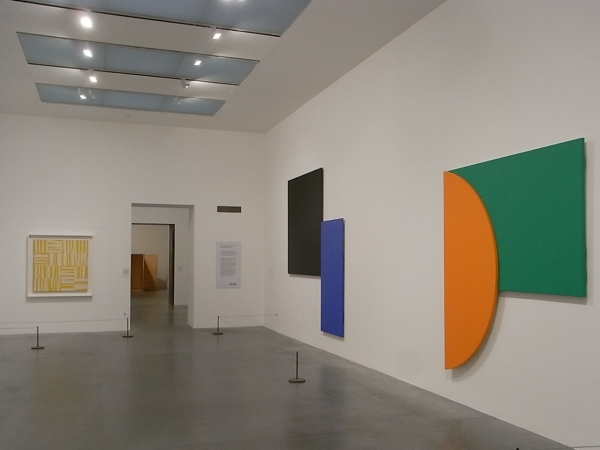 Sala del Minimalismo.Tate Modern. Foto R.Puig