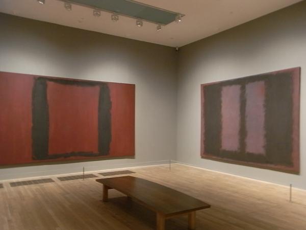 Sala Rothko.Tate Modern. Foto R.Puig
