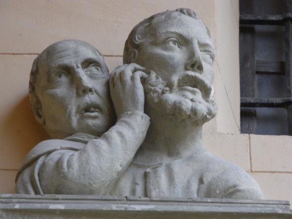 Alter ego. Palacio Ducal. Gandía. Foto R.Puig.