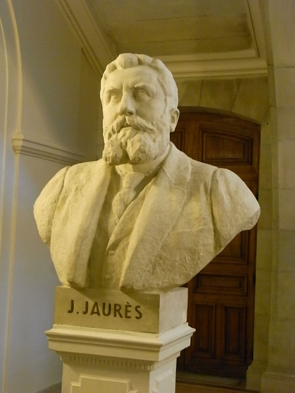 Jean Jaurés. Foto R.Puig.