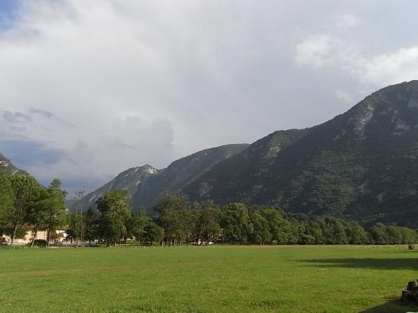 Pré Lombard. Tarascon-sur-Ariège. Foto R.Puig