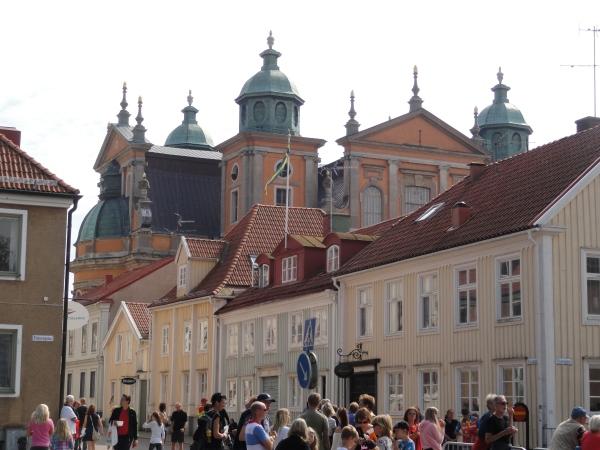 Catedral de Kalmar. Foto R.Puig.