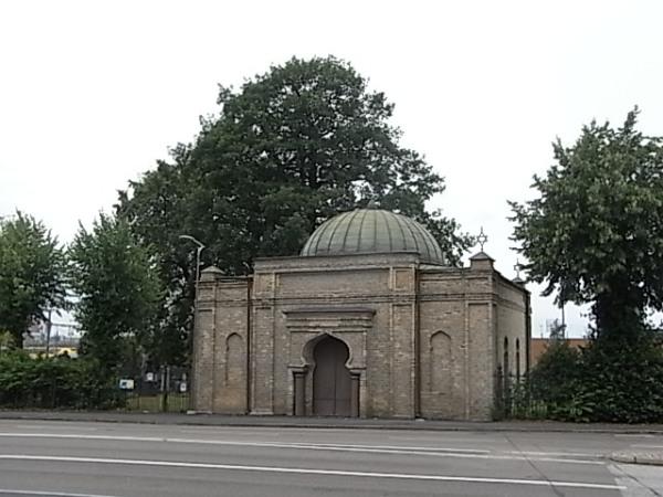Cementerio judío. Gotemburgo. Foto R.Puig.