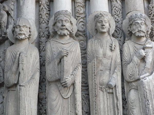 Mire a la cámara y diga cheese. Chartres.Foto R.Puig