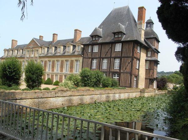 Normandia.Chateau de Grandchamp. Julio 2013. Foto R.Puig.