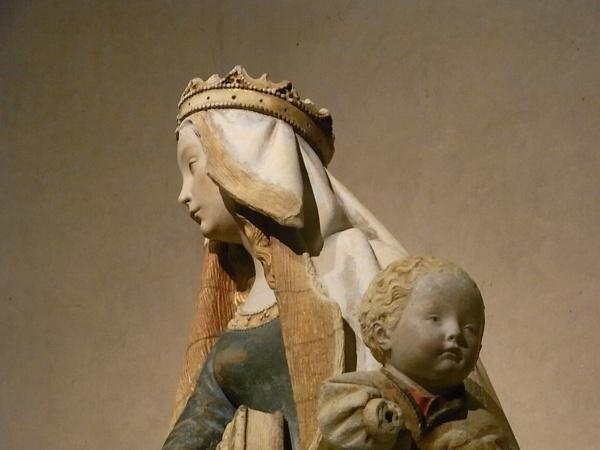 Notre Dame de Grasse. s.XV.Les Augustins. Foto R.Puig.